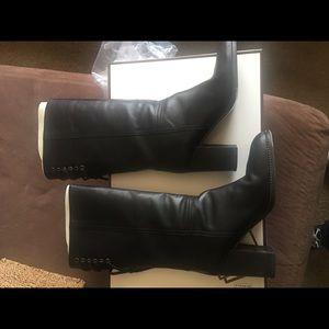 Black Authentic Coach Boots